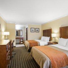 Отель Comfort Inn Near Old Town Pasadena комната для гостей
