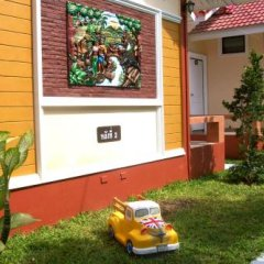 Отель Rimbueng Resort Pranburi фото 13