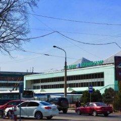 BAZA Hostel Almaty Алматы парковка