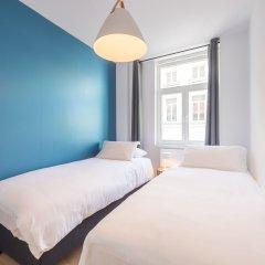 Отель Smartflats City - Toison D Or Брюссель комната для гостей фото 4