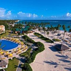 Отель Ocean Blue & Beach Resort - Все включено Доминикана, Пунта Кана - 8 отзывов об отеле, цены и фото номеров - забронировать отель Ocean Blue & Beach Resort - Все включено онлайн пляж фото 2