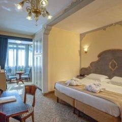 Отель Abano Ritz Hotel Terme Италия, Абано-Терме - 13 отзывов об отеле, цены и фото номеров - забронировать отель Abano Ritz Hotel Terme онлайн комната для гостей фото 4