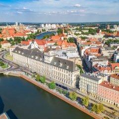 Best Western Prima Hotel Wroclaw пляж