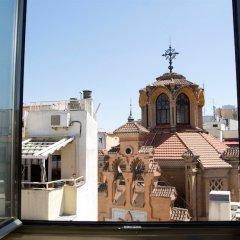 Best Western Hotel Los Condes балкон