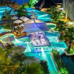 Отель Kalima Resort and Spa бассейн фото 4