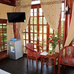 Отель Seaside An Bang Homestay удобства в номере