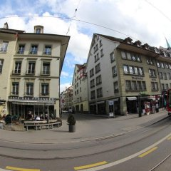 Bern Backpackers Hotel Glocke фото 7