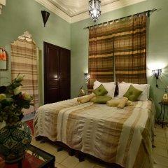 Отель Dar Asdika Марокко, Марракеш - отзывы, цены и фото номеров - забронировать отель Dar Asdika онлайн комната для гостей фото 2