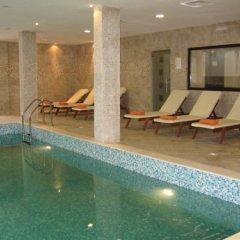 Отель Chamkoria Chalets Боровец бассейн