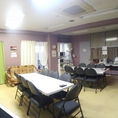 Отель Rodem House Фукуока питание