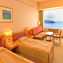 Kussharo Prince Hotel комната для гостей фото 2
