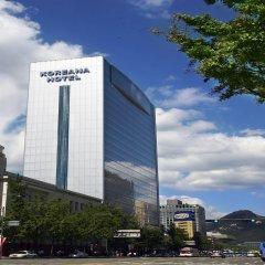 Отель Koreana Hotel Южная Корея, Сеул - 2 отзыва об отеле, цены и фото номеров - забронировать отель Koreana Hotel онлайн парковка