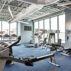 Отель Holiday Inn Washington-Capitol фитнесс-зал фото 3