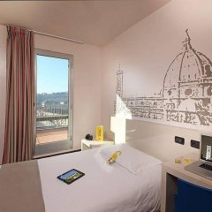 B&B Hotel Firenze City Center комната для гостей