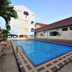 Thipurai Beach Hotel Annex бассейн