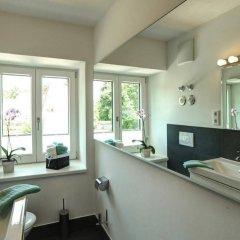 Апартаменты Paleo Finest Serviced Apartments Мюнхен ванная фото 2