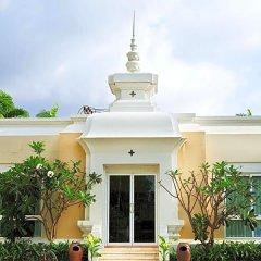 Отель Dor-Shada Resort By The Sea На Чом Тхиан развлечения