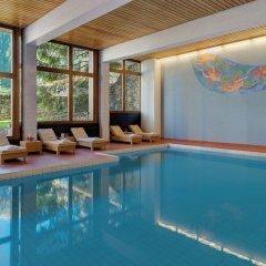 Отель Morosani Posthotel Швейцария, Давос - отзывы, цены и фото номеров - забронировать отель Morosani Posthotel онлайн бассейн фото 2