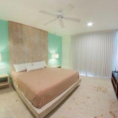 Отель Anah Downtown DT 301 Мексика, Плая-дель-Кармен - отзывы, цены и фото номеров - забронировать отель Anah Downtown DT 301 онлайн комната для гостей фото 2