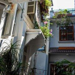 Отель French Villa In Saigon Centre балкон