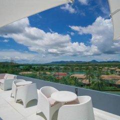 Отель Oceanstone балкон
