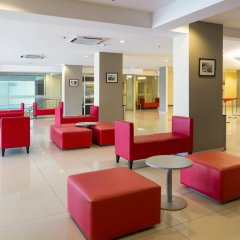 Отель Tune Hotel - Downtown Penang Малайзия, Пенанг - отзывы, цены и фото номеров - забронировать отель Tune Hotel - Downtown Penang онлайн интерьер отеля фото 2