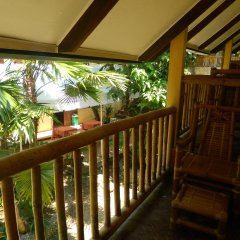 Отель Sun Garden Hilltop Resort Филиппины, остров Боракай - отзывы, цены и фото номеров - забронировать отель Sun Garden Hilltop Resort онлайн балкон