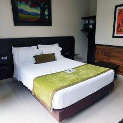 Hotel Acqua Express сейф в номере