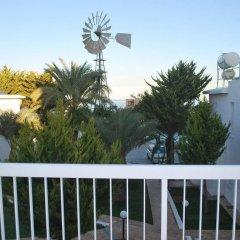 Апартаменты Flisvos Beach Apartments балкон