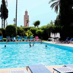 Отель Chems Марокко, Марракеш - отзывы, цены и фото номеров - забронировать отель Chems онлайн бассейн фото 2