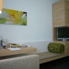 Отель H+ Hotel Salzburg Австрия, Зальцбург - 1 отзыв об отеле, цены и фото номеров - забронировать отель H+ Hotel Salzburg онлайн комната для гостей фото 5