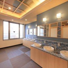 Отель Capsule and Sauna Oriental Япония, Токио - отзывы, цены и фото номеров - забронировать отель Capsule and Sauna Oriental онлайн ванная