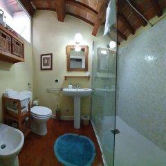 Отель B&B Vicenza San Rocco Италия, Виченца - отзывы, цены и фото номеров - забронировать отель B&B Vicenza San Rocco онлайн ванная