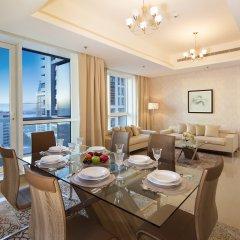 Отель Barcelo Residences Dubai Marina в номере