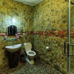 Отель Kapor Organik çiftlik evi Аванос ванная