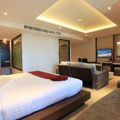 Отель Paripas Patong Resort 4* Стандартный номер с разными типами кроватей фото 6