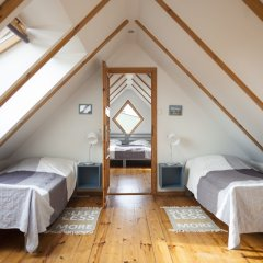 Апартаменты Sopot Apartment Сопот комната для гостей фото 4