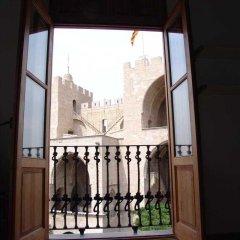 Отель Valenciaflats Torres de Serrano Испания, Валенсия - отзывы, цены и фото номеров - забронировать отель Valenciaflats Torres de Serrano онлайн балкон