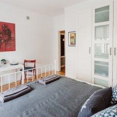 Апартаменты Heart of Warsaw III apartment комната для гостей