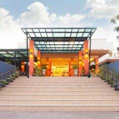Отель Woraburi The Ritz Паттайя приотельная территория