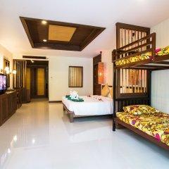 Отель Eco Lanta Hideaway Beach Resort Ланта детские мероприятия