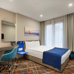 Taxim Express Istanbul Турция, Стамбул - 3 отзыва об отеле, цены и фото номеров - забронировать отель Taxim Express Istanbul онлайн комната для гостей фото 4