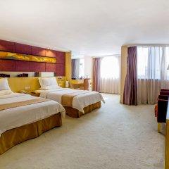 Отель Louis Hotel Zhongshan Китай, Чжуншань - отзывы, цены и фото номеров - забронировать отель Louis Hotel Zhongshan онлайн комната для гостей фото 4