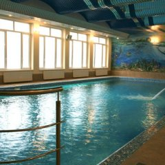 Олимп Отель бассейн фото 2