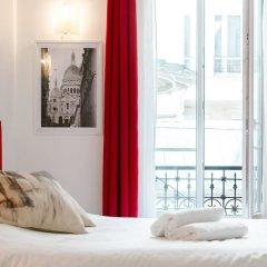 Апартаменты Montmartre Apartments Matisse Париж комната для гостей фото 3