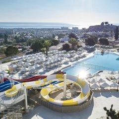 Отель St. Elias Resort & Waterpark – Ultra All Inclusive Кипр, Протарас - отзывы, цены и фото номеров - забронировать отель St. Elias Resort & Waterpark – Ultra All Inclusive онлайн бассейн фото 3