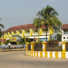 Colva Residency in South Goa, India from 134$, photos, reviews - zenhotels.com hotel front