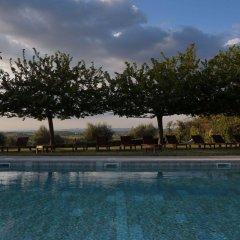 Отель Relais Castelbigozzi Строве бассейн фото 3