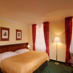 Отель EA Hotel Jelení dvur Prague Castle Чехия, Прага - 7 отзывов об отеле, цены и фото номеров - забронировать отель EA Hotel Jelení dvur Prague Castle онлайн комната для гостей фото 5