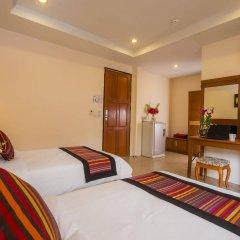 Отель Kata Silver Sand Hotel Таиланд, Пхукет - отзывы, цены и фото номеров - забронировать отель Kata Silver Sand Hotel онлайн комната для гостей фото 5